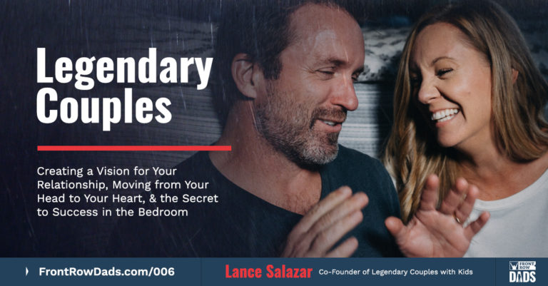 Lance Salazar - Legendary Couples - Jon Vroman