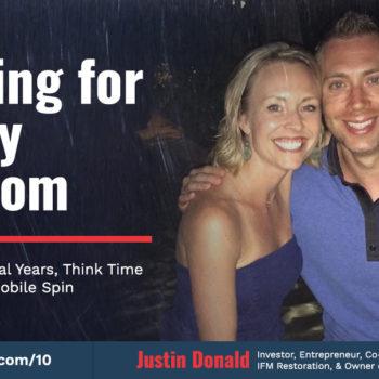 Justin Donald - IFM Restoration