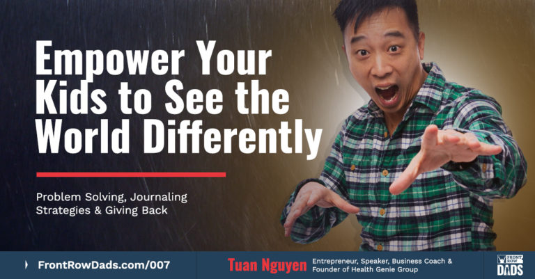 Tuan Nguyen - Front Row Dads