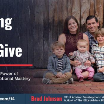 Brad Johnson - financial advisor