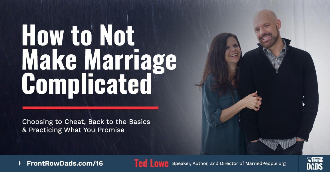 ted lowe marriage - married people