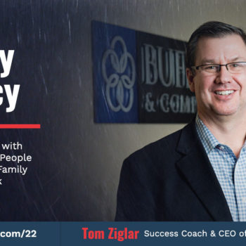 tom ziglar - family legacy