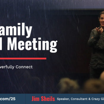 jim sheils family board meeting