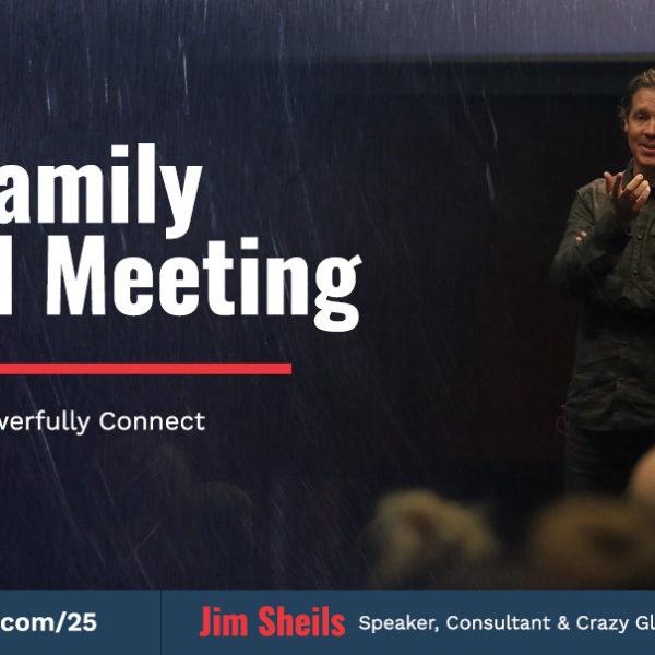 jim sheils family board meeting