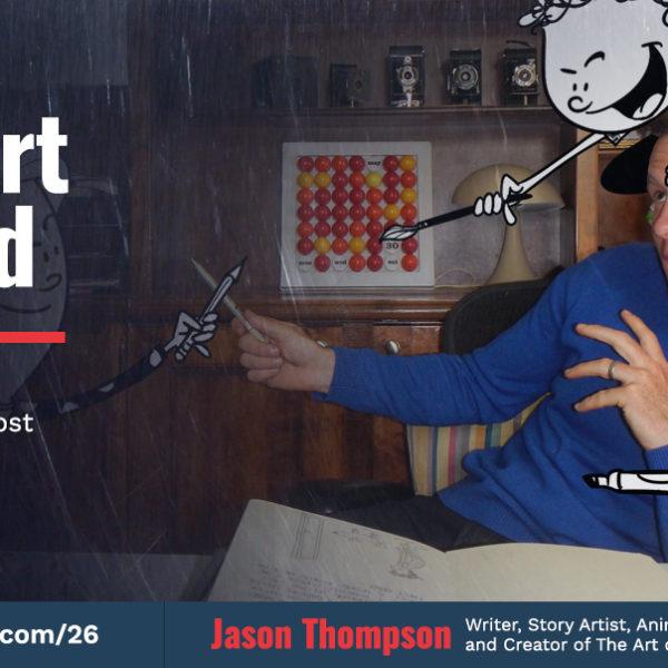 the art of dad - Jason Thompson