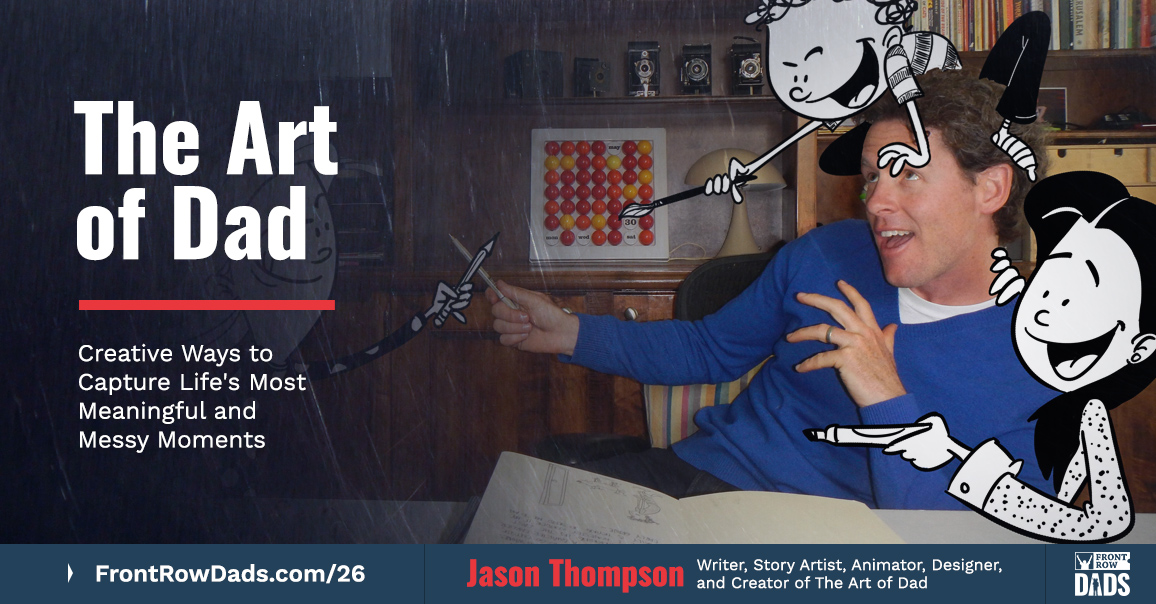 the art of dad - Jason Thompson