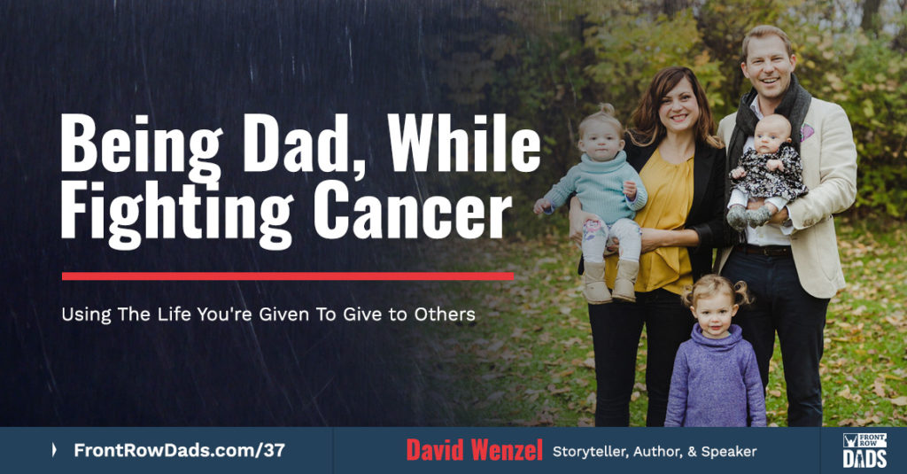 david wenzel - front row dads