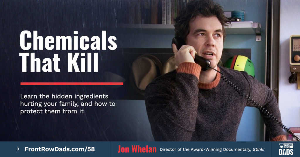 Jon Whelan Stink! Documentary