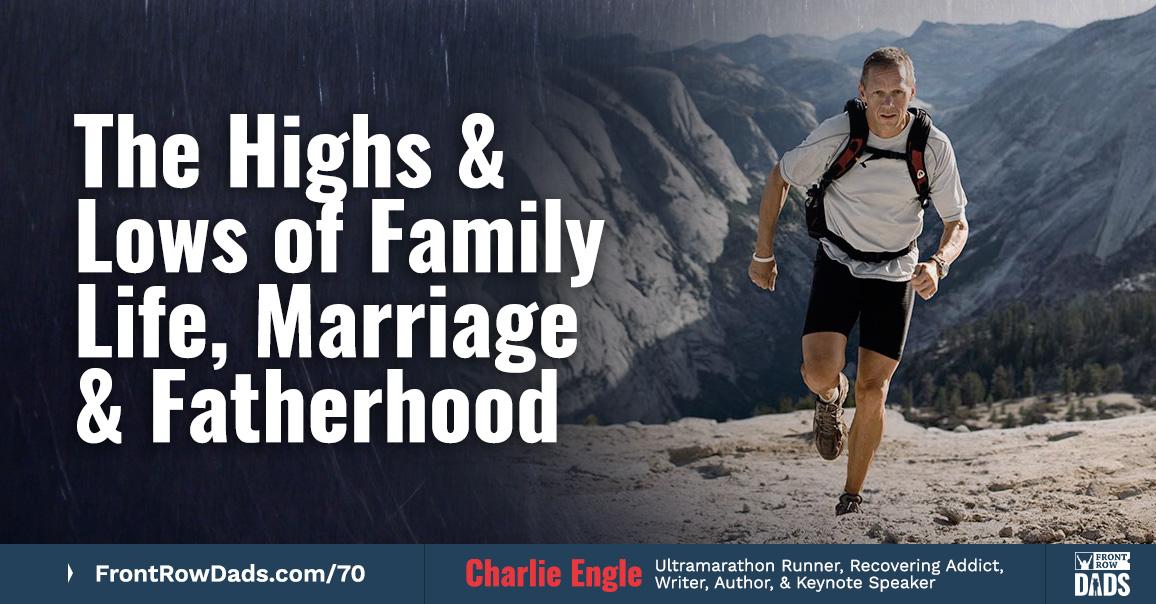 Charlie Engle running
