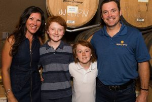 family business - waugh family