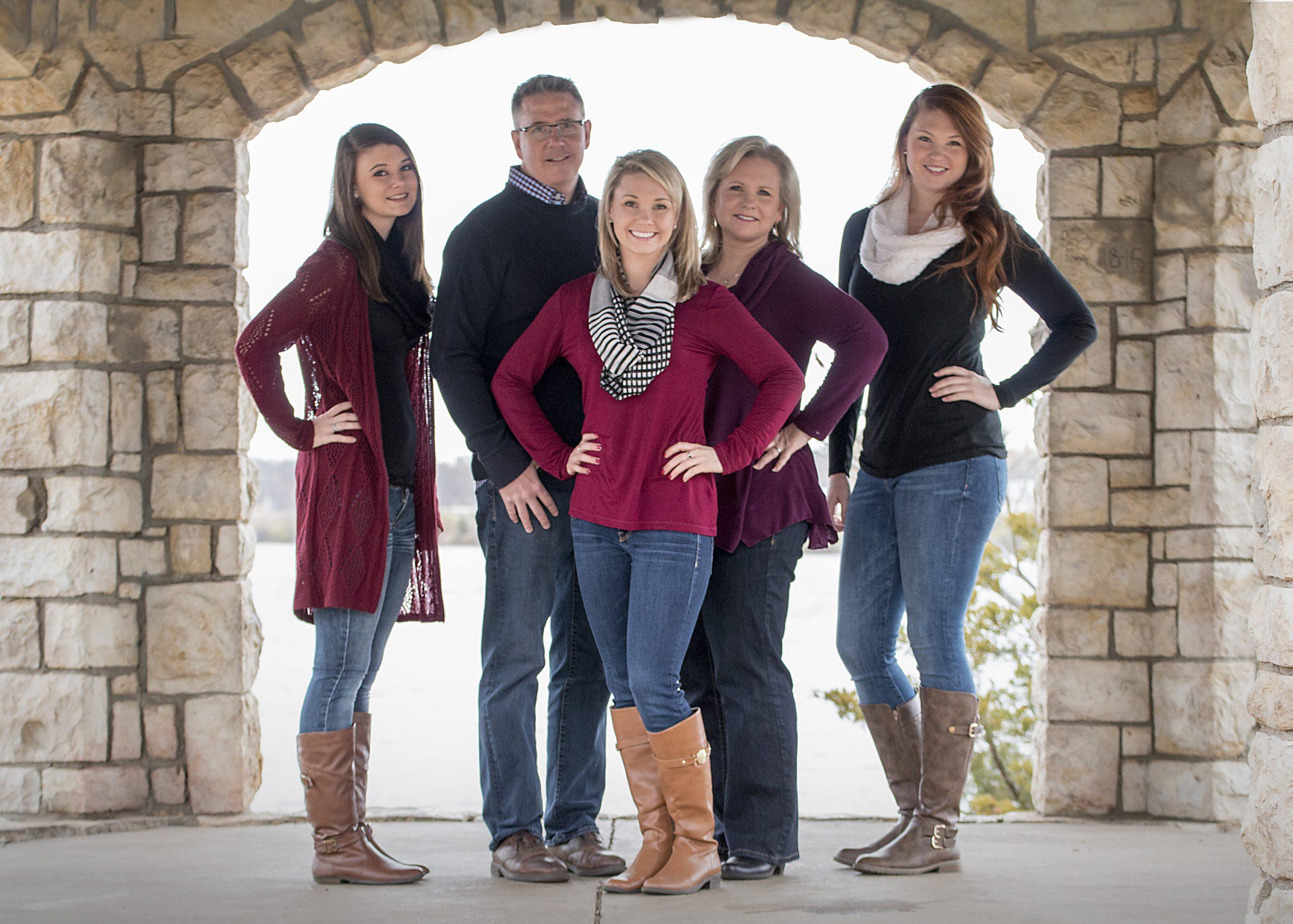 Mike Miller Family