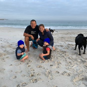 Pieter Geldenhuys Family Beach